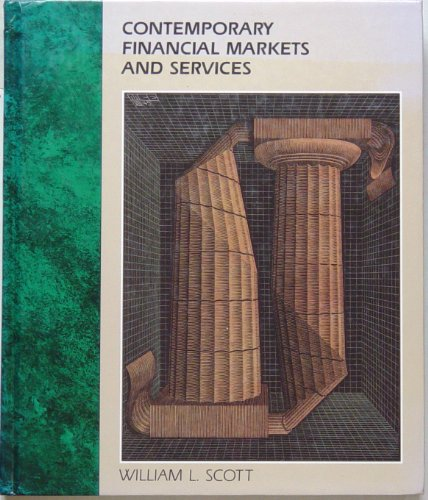 9780314765482: Contemporary Financial Markets and Services