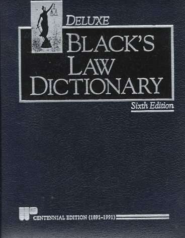 9780314771650: Black's Law Dictionary