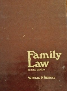 9780314778123: Family law