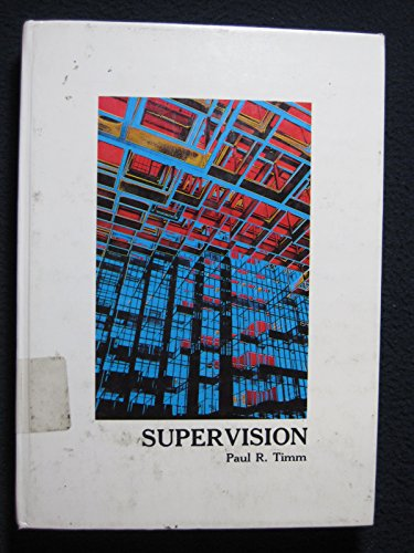 9780314778369: Human Side of Supervision