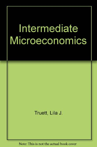 9780314778390: Intermediate Microeconomics