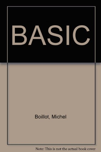 9780314778437: BASIC, concepts and structured problem solving