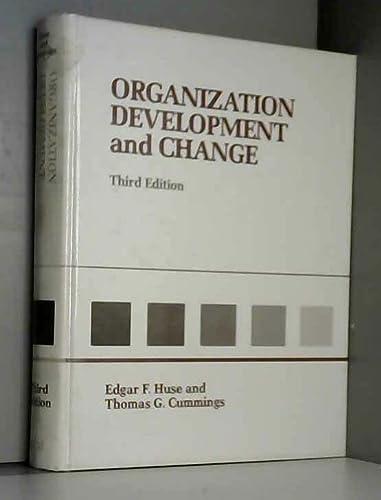 9780314779496: Organization development and change