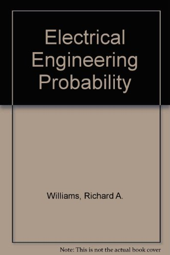 9780314799807: Electrical Engineering Probability