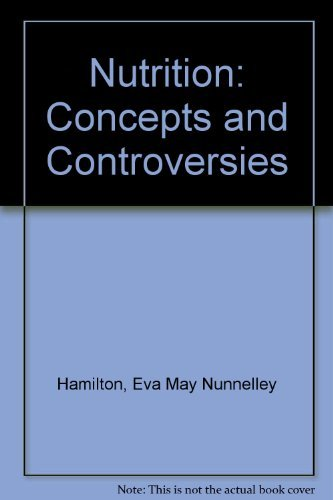 9780314810915: Nutrition: Concepts & Controversies