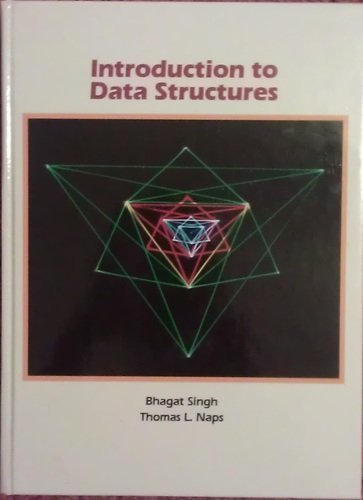 9780314852991: Introduction to Data Structures