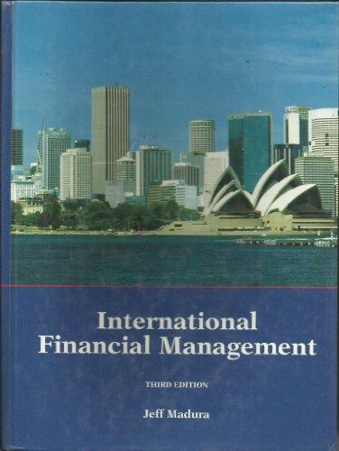 9780314862723: International Financial Management