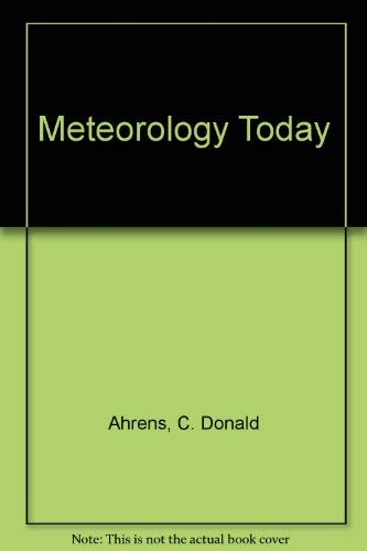 9780314862945: Meteorology Today