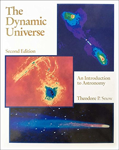 9780314885128: Dynamic Universe: Introduction to Astronomy