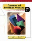 9780314895691: Computers and Information Processing: Concepts and Applications With Basic