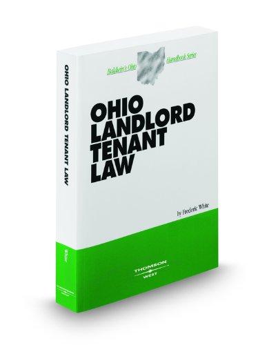 9780314903846: Ohio Landlord Tenant Law, 2009-2010 ed. (Baldwin's Ohio Handbook Series)
