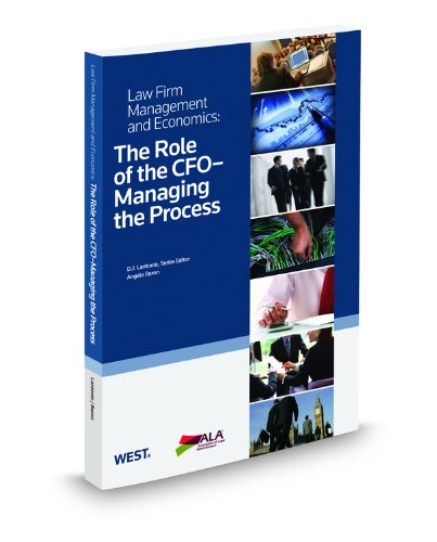9780314906199: Role Of CFO - Managing The Process, 2010-2011 ed. (Law Firm Management And Economics Series)
