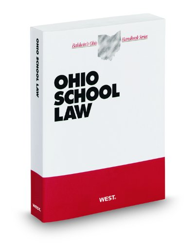 Ohio School Law, 2010-2011 ed. (Baldwin's Ohio Handbook Series) (0314906363) by Daniel Jaffe; Michael Sharb; Richard Manoloff; Susan Hastings; Timothy Sheeran