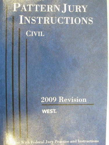 Federal Jury Practice Instructions Abebooks