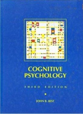 9780314908940: Cognitive Psychology