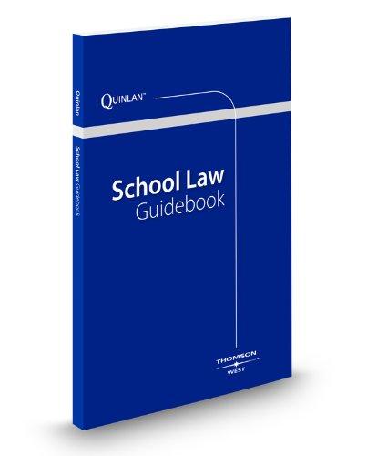 9780314910707: School Law Guidebook, 2009 ed.