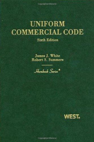 Uniform Commercial Code: Clark, Elias; Lusky,