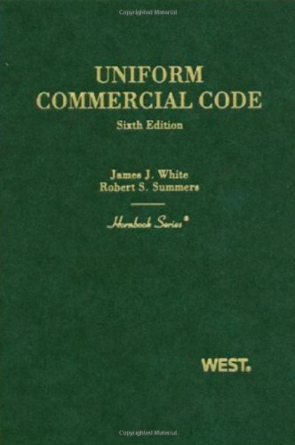 9780314917669: Uniform Commercial Code