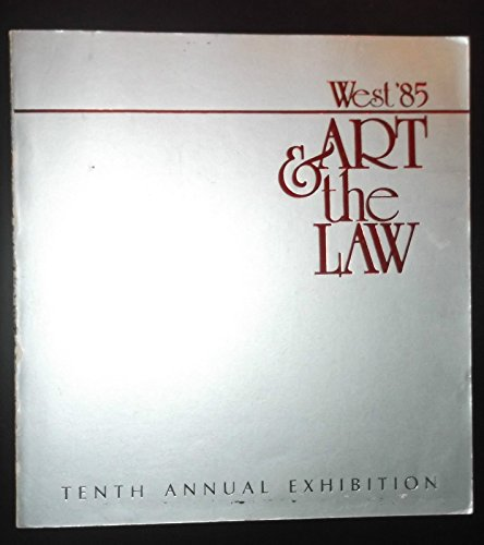 9780314931337: West '85: Art & the Law