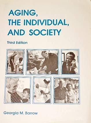 9780314931498: Aging, the individual, and society