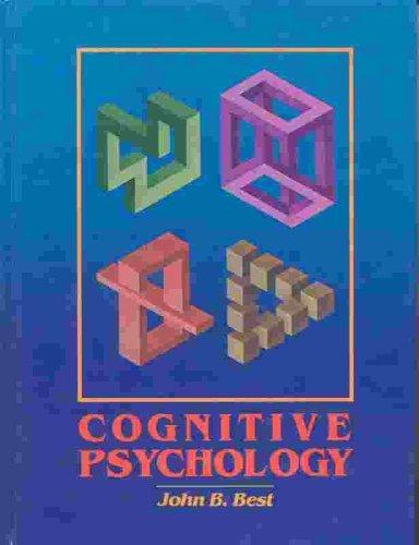 9780314931542: Cognitive psychology
