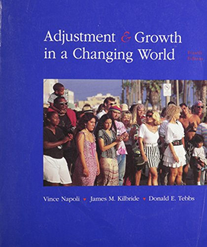 9780314933720: Adjustment and Growth in a Changing World