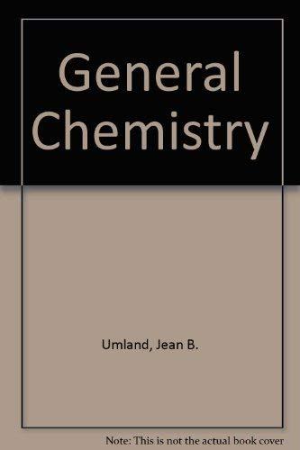 9780314933850: General Chemistry