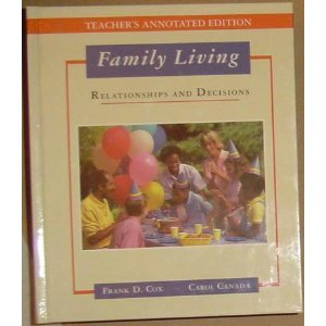 9780314934956: Family Living Teacher Edition