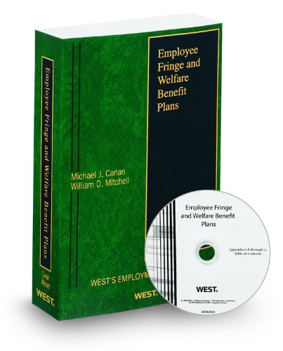 9780314937636: Employee Fringe and Welfare Benefit Plans, 2011 ed. (Employment Law)