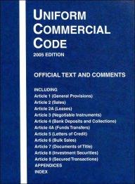 9780314950642: Uniform Commercial Code 2005