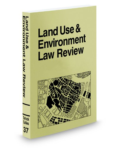 9780314984876: Land Use and Environment Law Review, 2009-2010 ed.