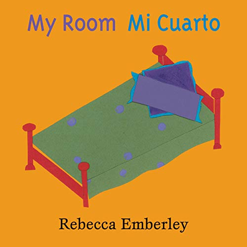 9780316000529: My Room/Mi Cuarto
