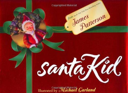 SantaKid: James Patterson
