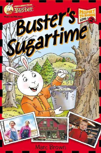 9780316001281: Postcards From Buster: Buster's Sugartime (L2): First Reader Series (Passport to Reading Level 2: Postcards from Buster)