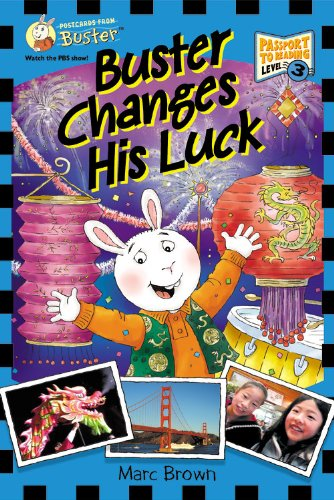 9780316001298: Postcards From Buster: Buster Changes His Luck (L3): First Reader Series