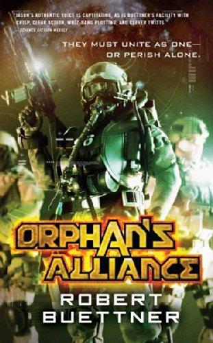 9780316001748: Orphan's Alliance (Jason Wander)