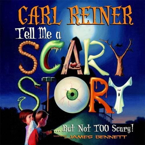 9780316002608: Tell Me A Scary Story: ...But Not Too Scary (Book & CD)