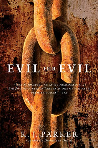 9780316003391: Evil for Evil (Engineer Trilogy)
