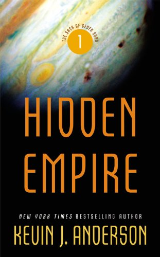 9780316003445: Hidden Empire