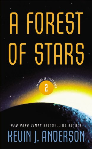 9780316003452: A Forest of Stars (The Saga of Seven Suns)