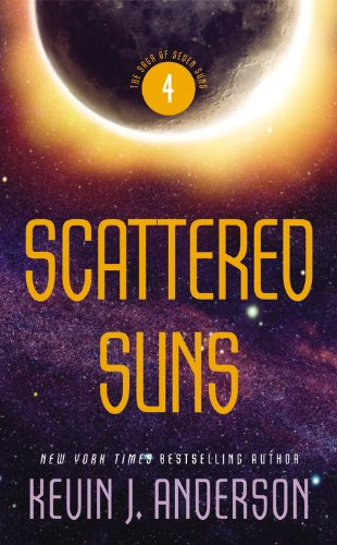 9780316003483: Scattered Suns (Saga of Seven Suns)