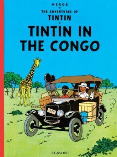 9780316003735: Tintin in the Congo