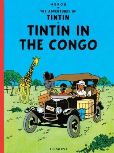 9780316003735: Tintin in the Congo
