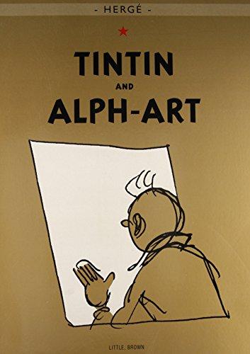 9780316003759: Tintin and Alph-Art