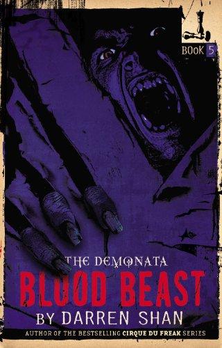 9780316003773: The Demonata #5: Blood Beast