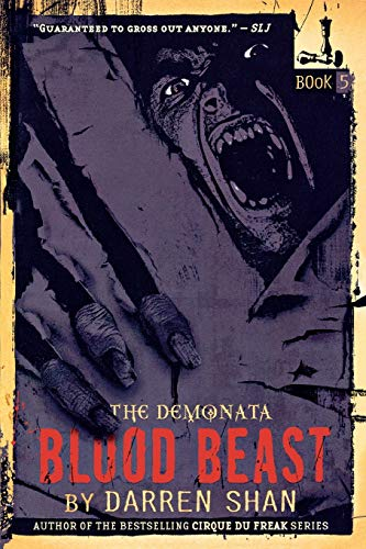 9780316003780: The Demonata #5: Blood Beast