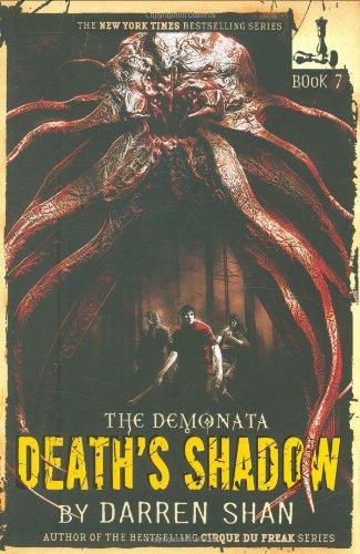 9780316003810: The Demonata #7: Death's Shadow