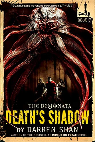 9780316003827: The Demonata #7: Death's Shadow (Demonata (Paperback))