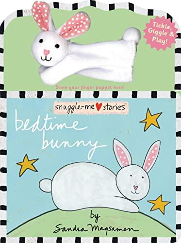 Bedtime Bunny (Board Books with Plush Toy): Magsamen, Sandra