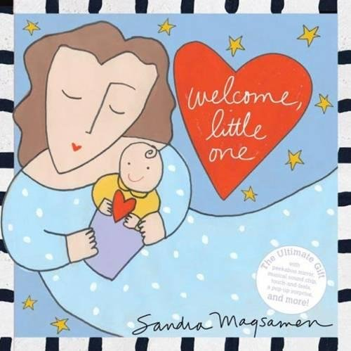 9780316003940: Welcome, Little One: A Love Letter From Me to You (Interactive Big Books)